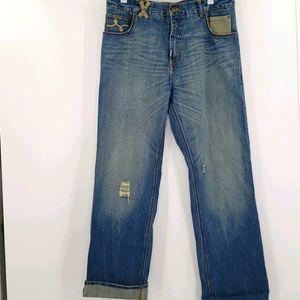 LRG Sunset Rock Mens Jeans